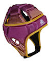 IMPACT Gold-Maroon Halftone Fade Headguard : Click for more info.