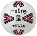 Mitre Pro Max Matchball : Click for more info.